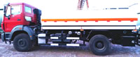 Cisterna 4x2 1000 litros